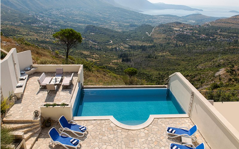 Introducing Villa Fig. Sleeps 8, private infinity pool, with dramatic views to the Dubrovnik Riviera