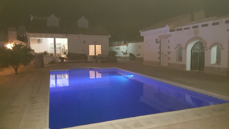 Luxury Private Casita with Hot tub, holiday rental in Arboleas