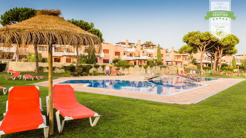 Vila Sol - Sunset Villas, Ferienwohnung in Quarteira
