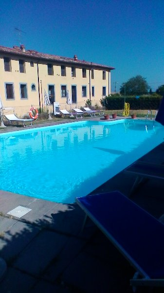 Appartamento in Palazzo-Residence Giuli Rosselmini, holiday rental in Orciano Pisano