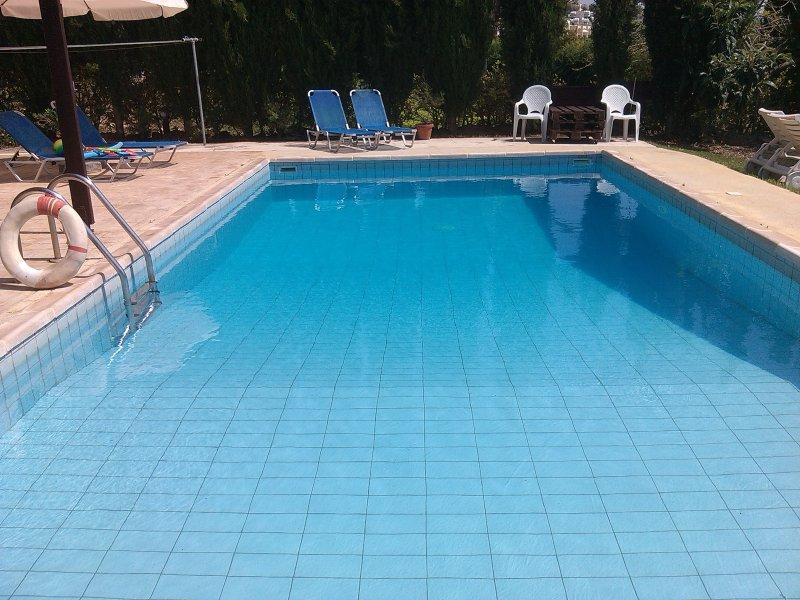 villa Joanna with private pool, holiday rental in Kissonerga