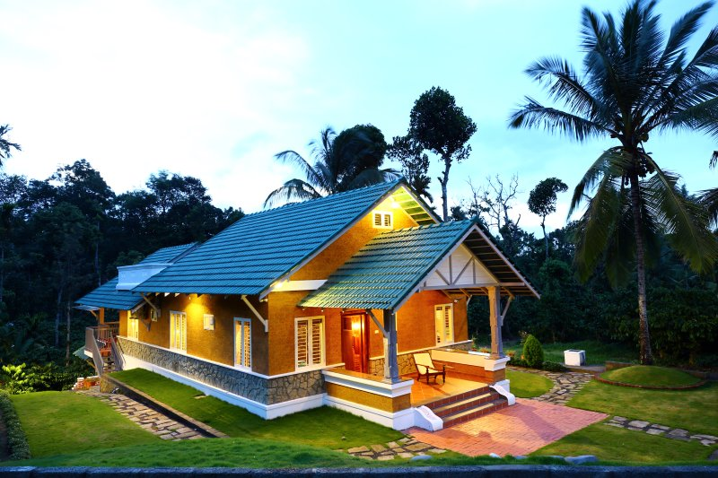 FIELD VIEW ESTATE BUNGALOW-in touch with nature