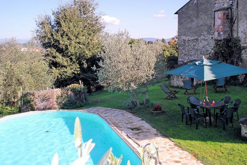 Villa Gentile, holiday rental in San Michele a Torri