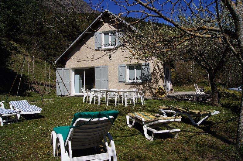 Gîte ' La Mourière ', aluguéis de temporada em La Motte-en-Champsaur