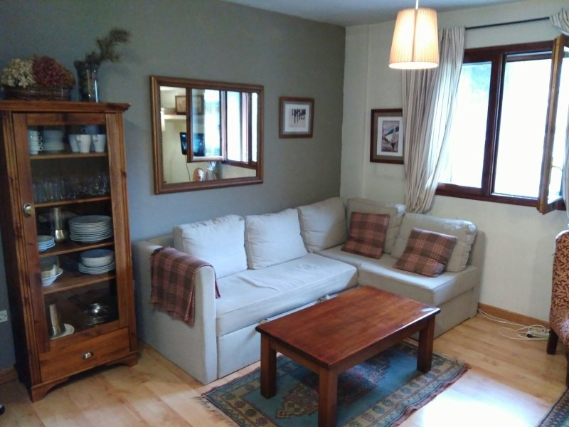 Apartamento a pie de pistas en Candanchu, vacation rental in Canfranc