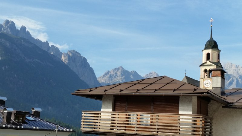 Appartamento Sappada centro, holiday rental in Santo Stefano di Cadore