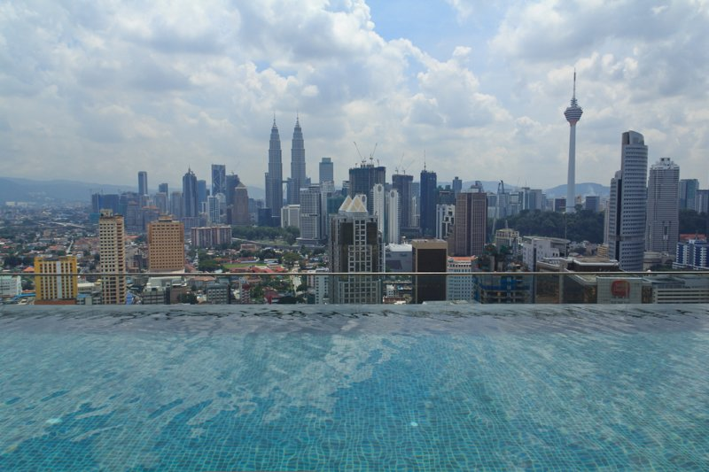 Amazing View KL City w 2BR, holiday rental in Wilayah Persekutuan