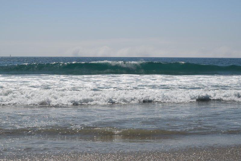 unser schöner Strand
