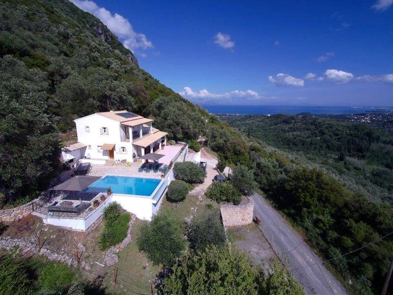 Villa Elia, holiday rental in Skripero