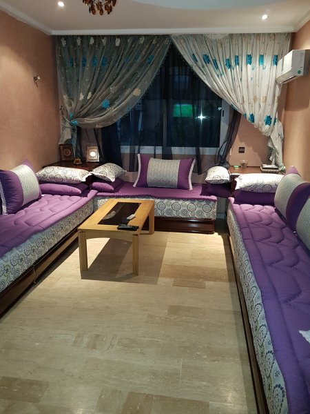 Apart luxury in downtown Marrakech RESERVED FOR married families ....