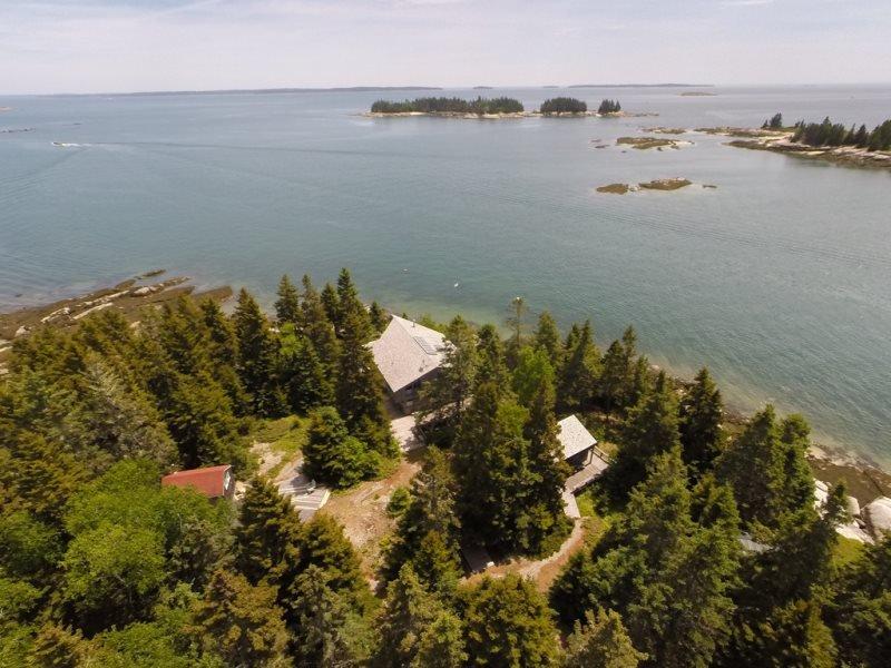 THE SUNSHINE HOUSE - Deer Isle, alquiler vacacional en Deer Isle