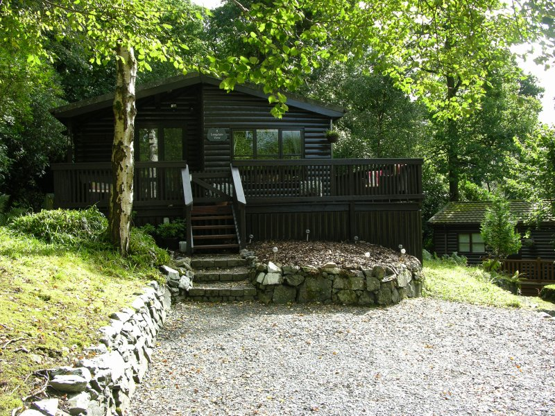 Langdale View Log Cabin
