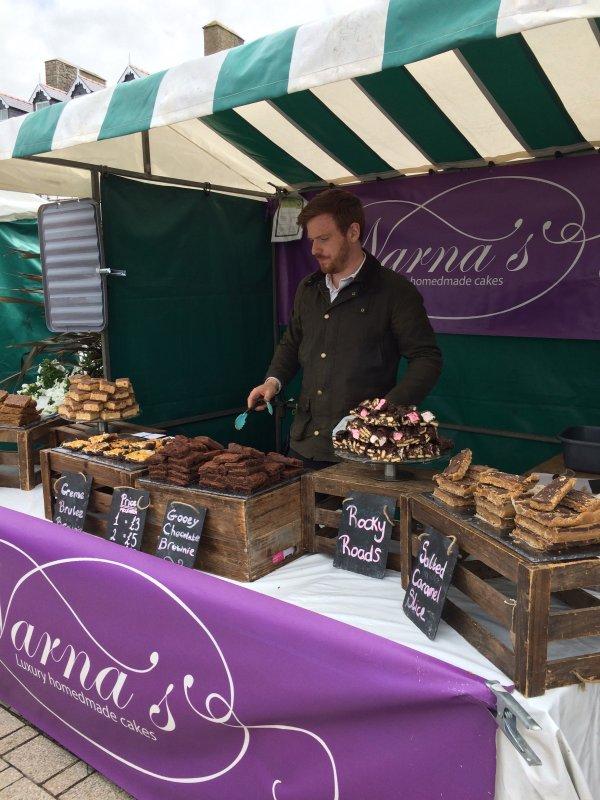 Food Festival annuale di Aberystwyth.