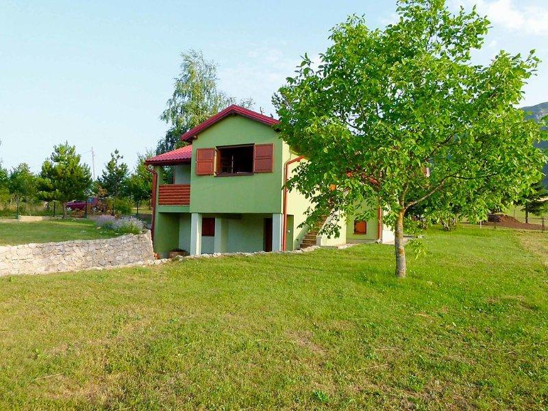 Sandra, vacation rental in Vrelo Korenicko