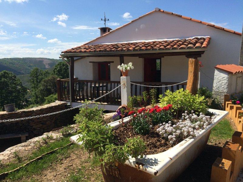 Mosteirinho, Casa da Tia Judite, aluguéis de temporada em Distrito de Bragança