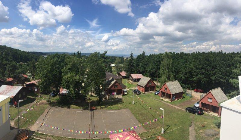 Rekreační sportovní a školící středisko Pod Kempem, holiday rental in Central Bohemian Region