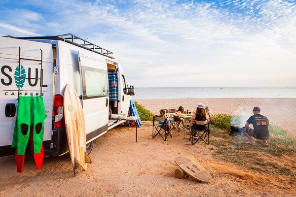 Wood & Cork Motorhome - Soul Campers Portugal, location de vacances à Sao Bras de Alportel