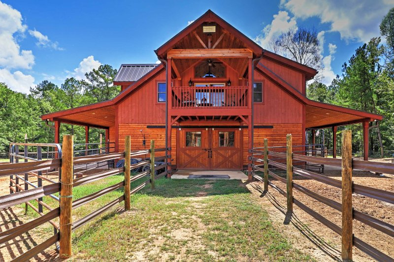 2br Dry Branch Barn Apt On 488 Acres W 3 Lakes Updated 2019