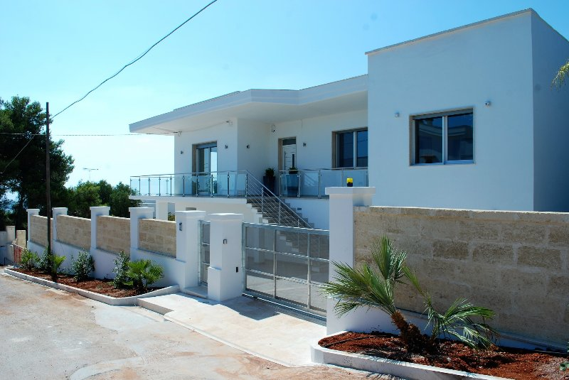 Villa Finibus Terrae, holiday rental in Castrignano del Capo