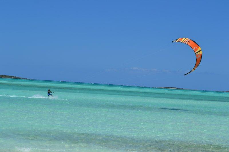 Very few beaches are as beautiful as those found surrounding  Exuma.