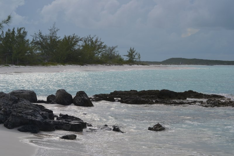 Little Exuma offers some of the most secluded beaches in the world.