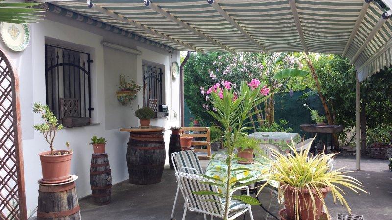 CASA QUARTARA, holiday rental in Trappitello
