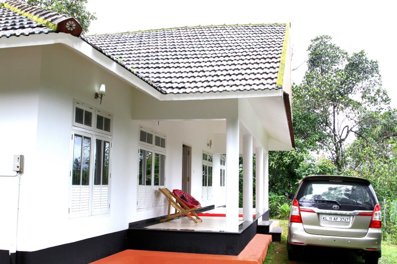 Tea Break Holiday Home, vakantiewoning in Lakkidi