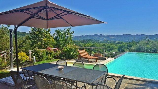 Villa Simonetta, vacation rental in Trestina
