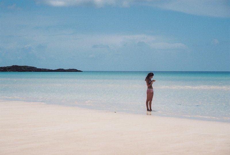 Ein weiterer wunderschönen Strand auf der karibischen Seite.