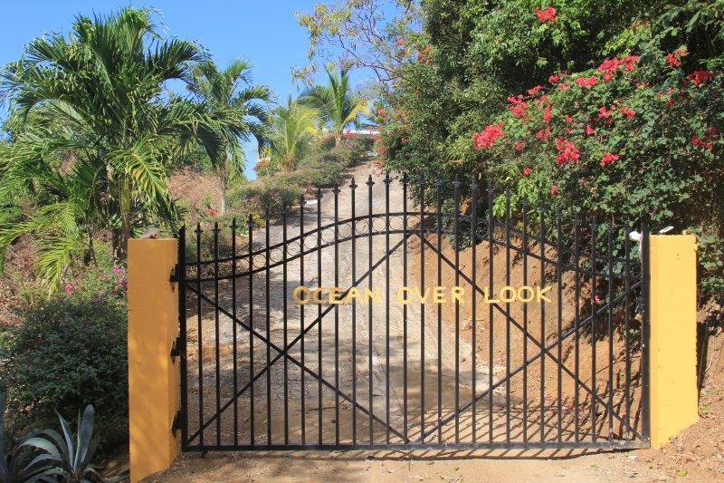 La puerta a la privacidad hogares