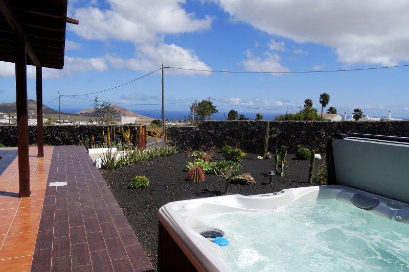Country house Finca Aloe in Teseguite, aluguéis de temporada em Teseguite