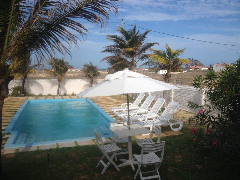 Casa na praia da Taíba Ce, vacation rental in Sao Goncalo Do Amarante