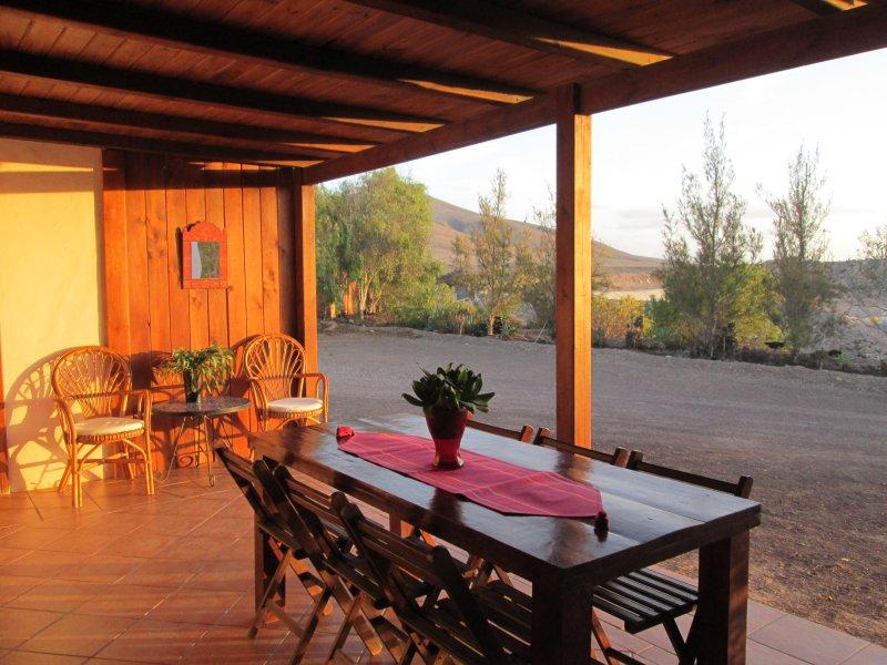 relax en Cotillo, casa en entorno natural, armonía y tranquilidad, aluguéis de temporada em La Oliva