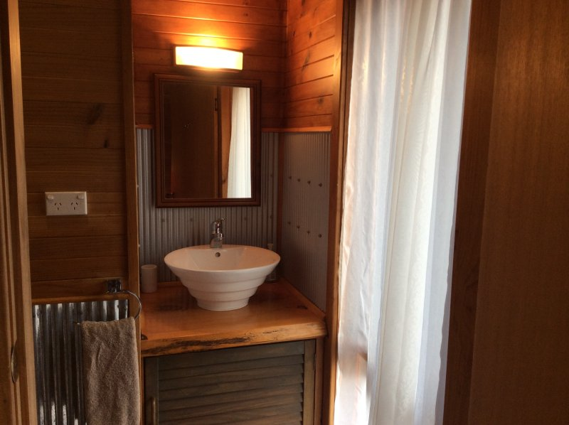 Trappers Lodge ensuite