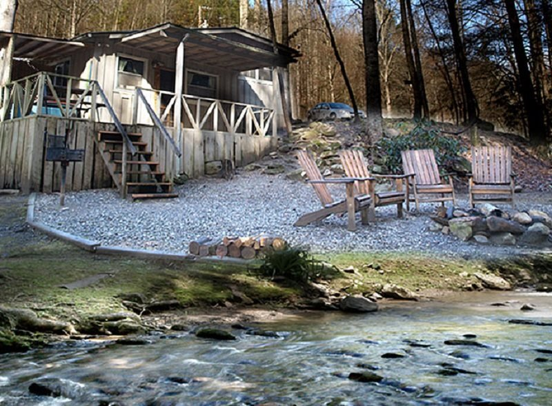 The Cottage, holiday rental in Bryson City