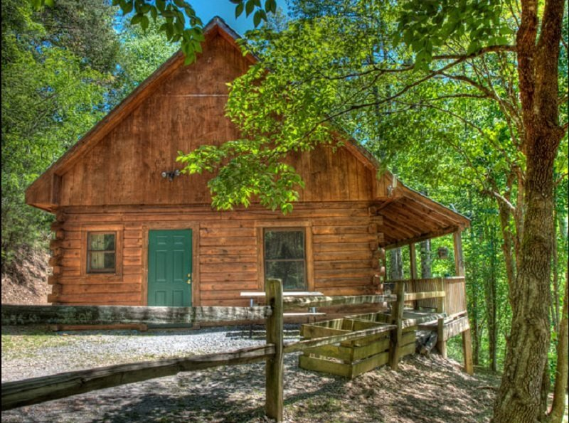 Maggie`s Cabin, holiday rental in Bryson City