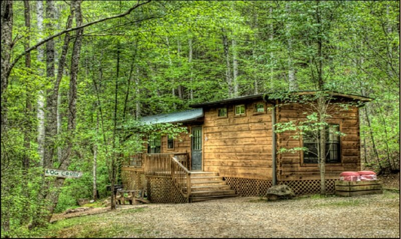 Log Cabin, holiday rental in Bryson City