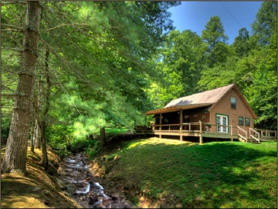 Lily Pad, holiday rental in Bryson City