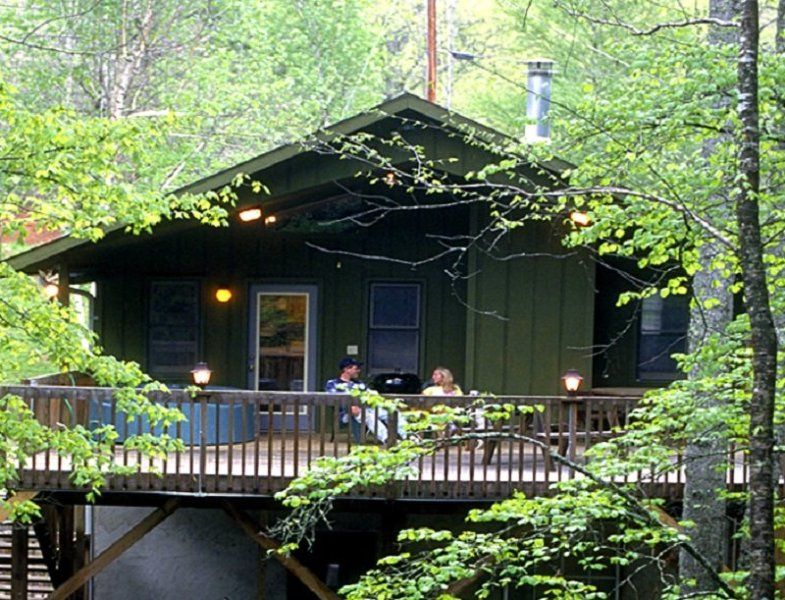 A-Frame Chalet, holiday rental in Bryson City