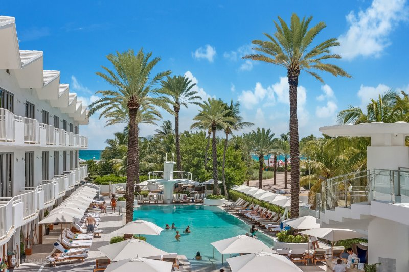 6 Chambre Lock-Out at Shelborne South Beach Miami Res