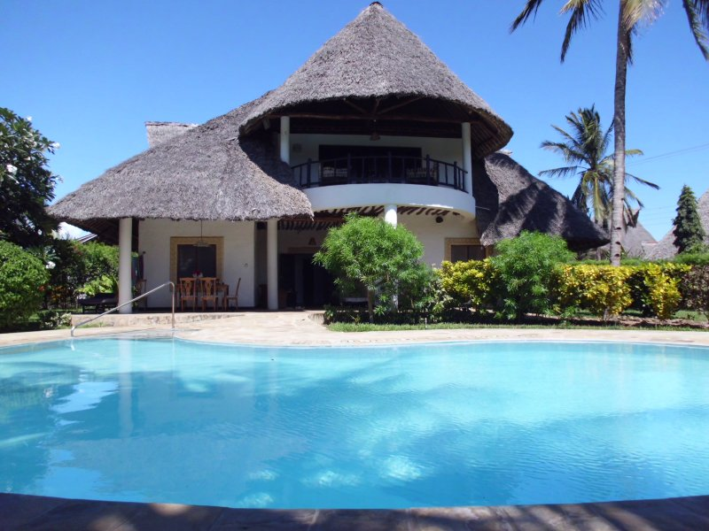 Ferienhaus Villa Karibu, Diani Beach, Kenia, vacation rental in Gazi