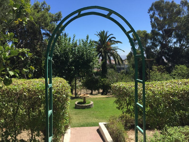 Amazing property with huge garden, holiday rental in Tangier