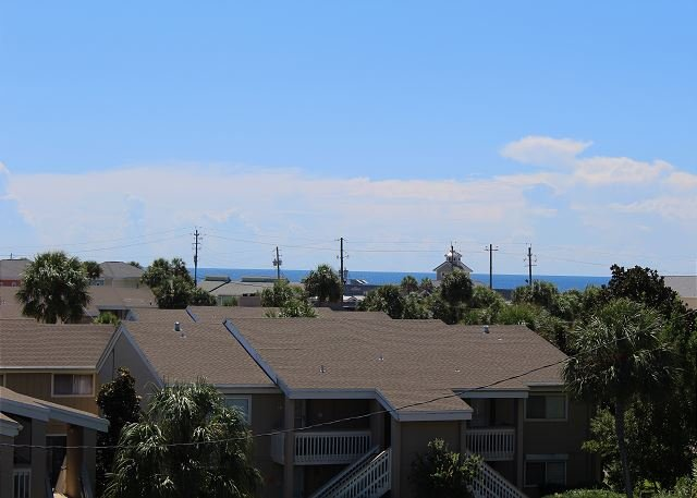 View from Master Suite Balcony