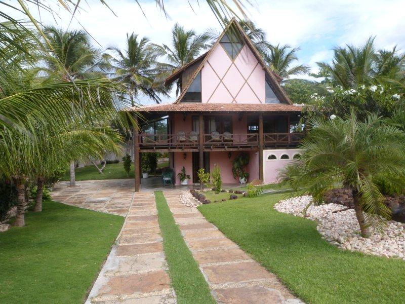Excelente Casa de Praia, na Praia do Coqueiro, holiday rental in Parnaiba