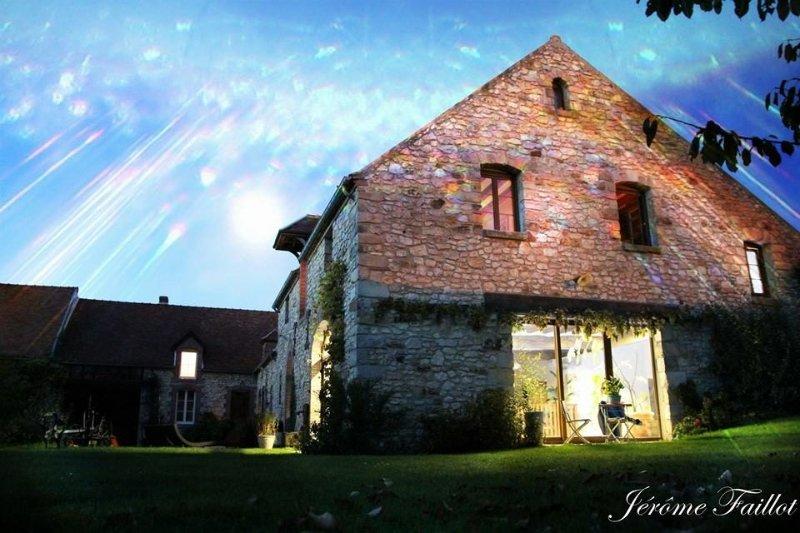 Ferme, villa la Gouyardière, holiday rental in Sezanne