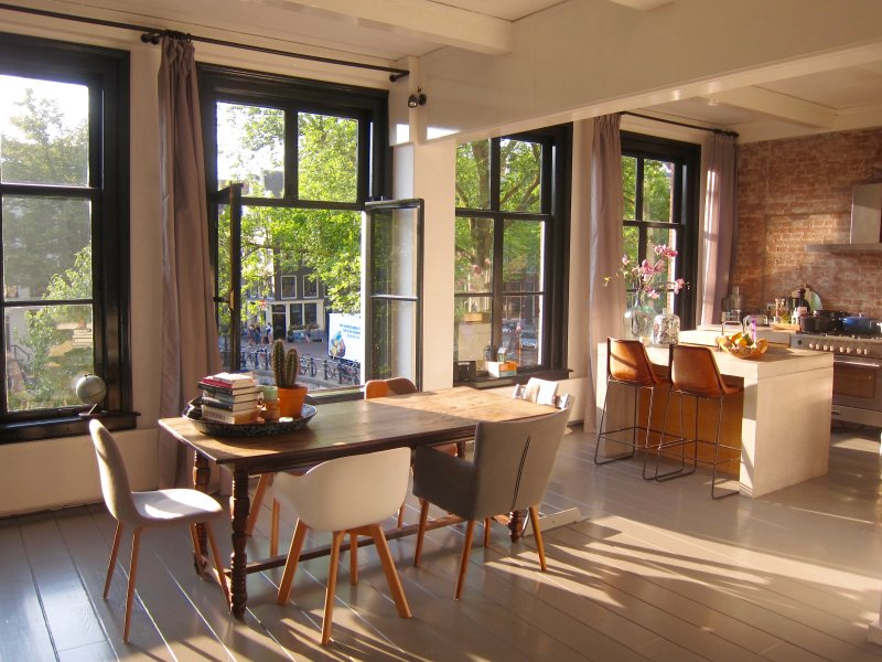 Spacious Canal View Apartment in the centre - Tripadvisor - Holiday Rental  in Amsterdam