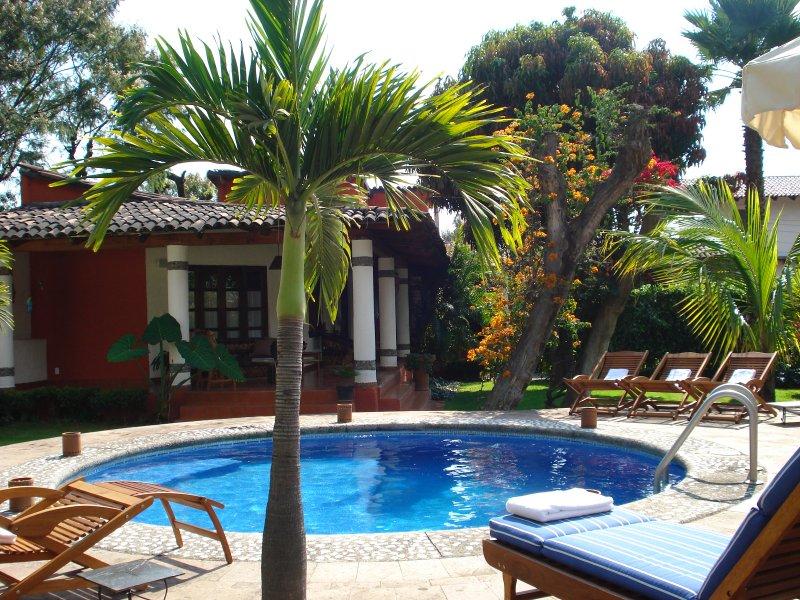 Hermosa casa en Malinalco, location de vacances à Malinalco
