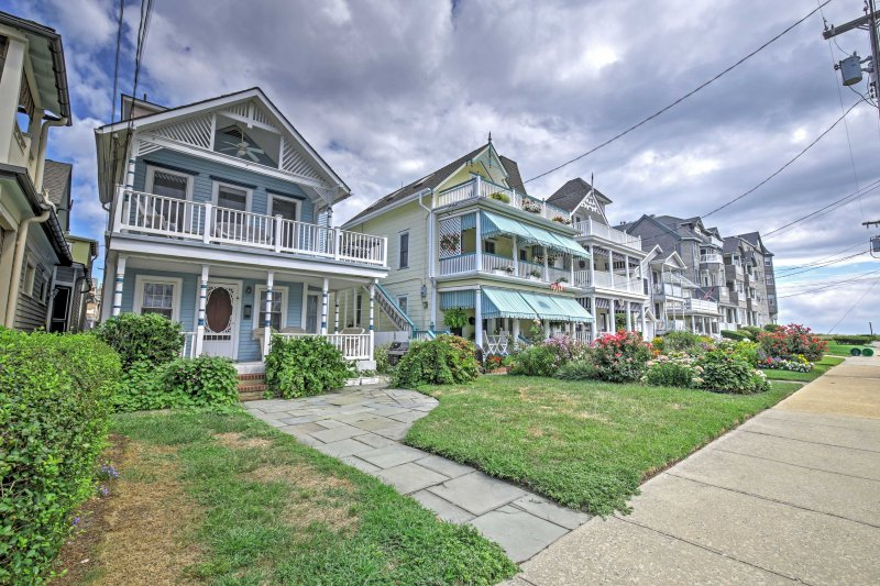 This home is located in a historic, coastal neighborhood!