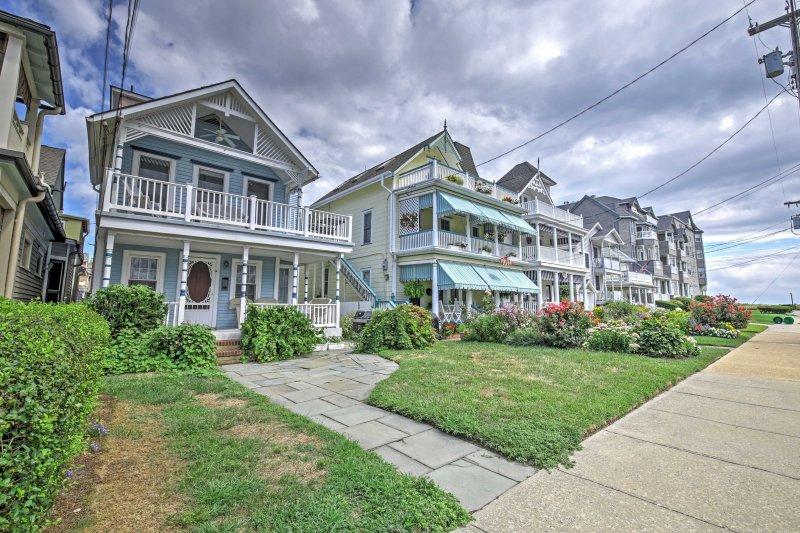 Dieses Haus befindet sich in einer historischen Küstengegend!