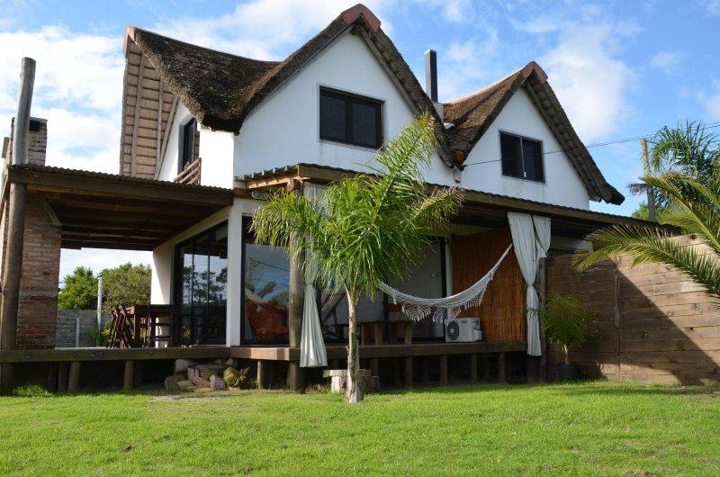 Casas gemelas a 100 mts del mar, casa vacanza a Rocha